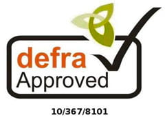 defra, defra approved, the dogs butcher, raw dog food, raw meat for working dogs supplier