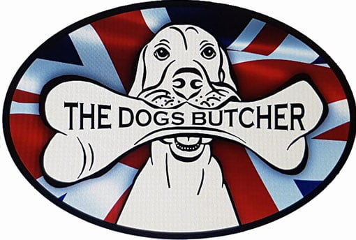 the dogs butcher, natural raw dog food, frozen dog food